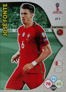 WORLD CUP RUSSIA 2018 TEAM MATE  PORTUGALIA FONTE 273