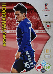 WORLD CUP RUSSIA 2018 TEAM MATE JAPONIA YAMAGUCHI 197