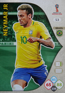 WORLD CUP RUSSIA 2018 BRAZYLIA TEAM NEYMAR 53