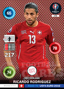 ROAD TO EURO 2016 RISING STAR Ricardo Rodriguez #278