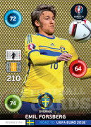 ROAD TO EURO 2016 RISING STAR Emil Forsberg #277