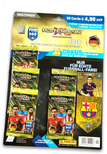 MULTIPACK FIFA 365 2019 -GERMAN EDITION