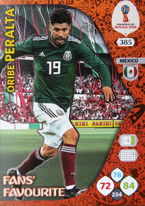 WORLD CUP RUSSIA 2018 FANS FAVOURITE PERALTA 385