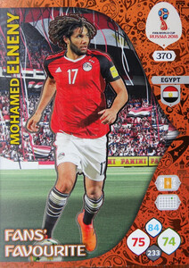 WORLD CUP RUSSIA 2018 FANS FAVOURITE ELNENY 370