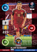 ROAD TO EURO 2016 TEAM MATE Alan Dzagoev #175