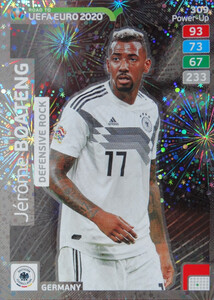 ROAD TO EURO 2020 DEFENSIVE ROCK 	Jerome Boateng #309