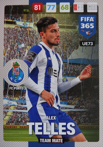 UPDATE 2017 FIFA 365 TEAM MATE ALEX TELLES #73