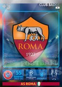 2014/15 CHAMPIONS LEAGUE® LOGO AS Roma #24