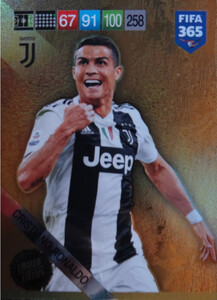 2019 FIFA 365 UPDATE LIMITED EDITION RONALDO