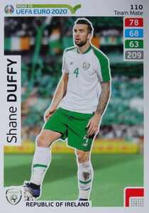 ROAD TO EURO 2020 TEAM MATE Shane Duffy 110
