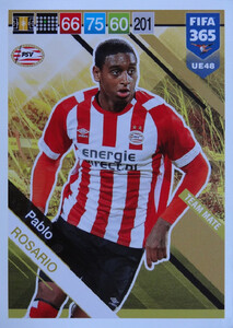 UPDATE 2019 FIFA 365 TEAM MATE Pablo Rosario #48