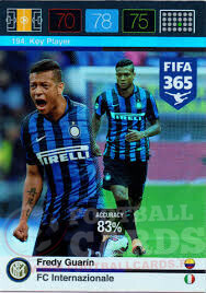 2016 FIFA 365 KEY PLAYER Fredy Guarin