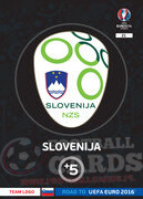 ROAD TO EURO 2016 LOGO Słowenia #21