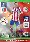 2014/15 CHAMPIONS LEAGUE® MASTER  Koke #63
