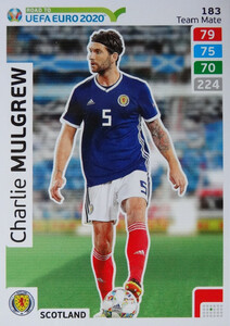 ROAD TO EURO 2020 TEAM MATE Charlie Mulgrew 183