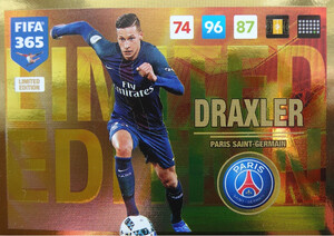 UPDATE 2017 FIFA 365 LIMITED DRAXLER