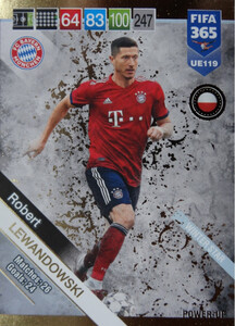 2019 FIFA 365 UPDATE WINTER STAR Robert Lewandowski #119