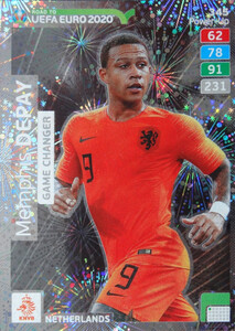 ROAD TO EURO 2020 GAME CHANGER Memphis Depay #345