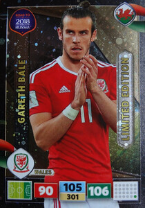 ROAD TO RUSSIA 2018 LIMITED Gareth Bale