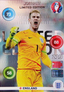 EURO 2016 LIMITED Joe Hart