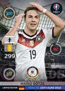 ROAD TO EURO 2016 LIMITED EDITION Mario Götze