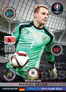 ROAD TO EURO 2016 LIMITED EDITION Manuel Neuer