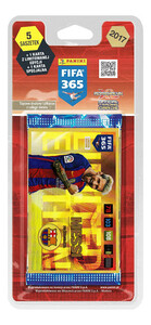 BLISTER FIFA 365 2017 Limited - MESSI
