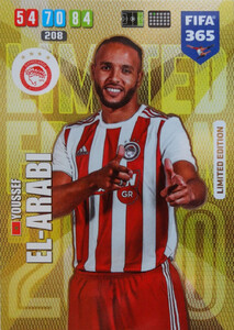 2020 FIFA 365 LIMITED EDITION OLYMPIACOS El-Arabi
