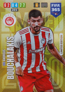2020 FIFA 365 LIMITED EDITION OLYMPIACOS Andreas Bouchalakis