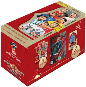 WORLD CUP RUSSIA 2018 - GIFT BOX - LIMITED Lozano