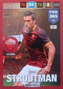 FIFA 365 2017 - NORDIC- TEAM MATE Kevin Strootman #201