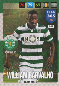 FIFA 365 2017 - NORDIC- TEAM MATE William Carvalho #249
