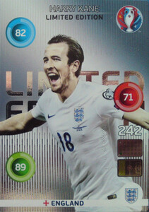 EURO 2016 LIMITED Harry Kane