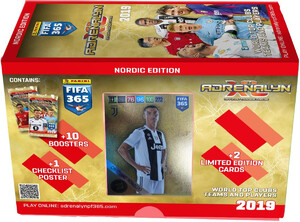 FIFA 365 2019 NORDIC EDITION GIFT BOX LIMITED Ronaldo