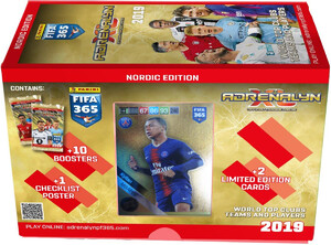 FIFA 365 2019 NORDIC EDITION GIFT BOX LIMITED Mbappe