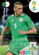 WORLD CUP BRASIL 2014 TEAM MATE Islam Slimani #6