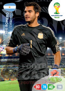 WORLD CUP BRASIL 2014 TEAM MATE Sergio Romero #8