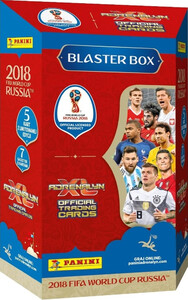 WORLD CUP RUSSIA 2018 BLASTER BOX