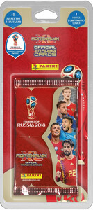 FIFA WORLD CUP RUSSIA  2018 BLISTER 4 +1