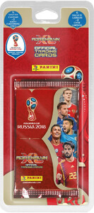 FIFA WORLD CUP RUSSIA 2018 BLISTER 6+2