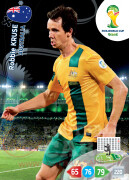 WORLD CUP BRASIL 2014 TEAM MATE Robbie Kruse #24