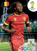 WORLD CUP BRASIL 2014 TEAM MATE Romelu Lukaku #36