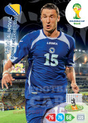 WORLD CUP BRASIL 2014 TEAM MATE Sejad Salihović #40