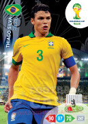 WORLD CUP BRASIL 2014 TEAM MATE Thiago Silva #51