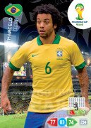 WORLD CUP BRASIL 2014 TEAM MATE Marcelo #52