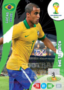 WORLD CUP BRASIL 2014 ONE TO WATCH Lucas Moura #57