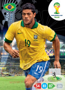 WORLD CUP BRASIL 2014 TEAM MATE Hulk #59