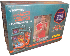 ROAD TO RUSSIA 2018 GIFT BOX Limited XXL Bale