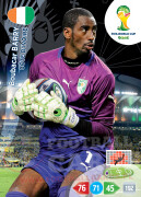 WORLD CUP BRASIL 2014 TEAM MATE Boubacar Barry #95