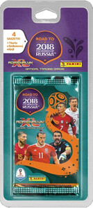 ROAD TO RUSSIA 2018  Blister 4+1